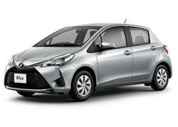 Toyota Vitz Automatique