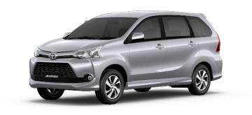 Toyota Avanza Manuelle