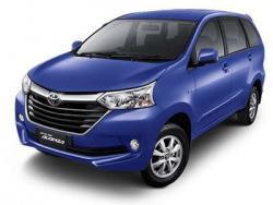 Toyota 7 Places Avanza